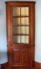 Corner Cupboard Colonial Furniture 18th century reproduction furniture
