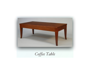 Custom Coffee Table SOlid Wood Coffee Table