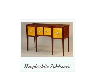 Hepplewhite Sideboard Fine Museum Quality Furniture NY, Mass, NH, Maine, Conn, RI