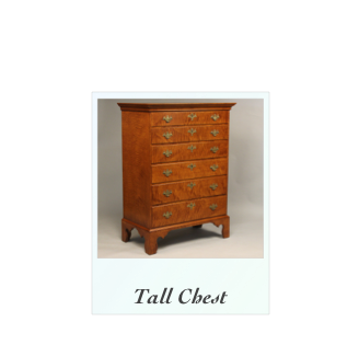 New England Chest of Drawers New ENgland