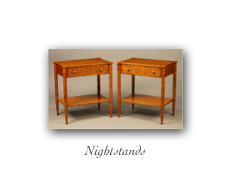 End_Tables_Nightstands_files/shapeimage_21.png	Custom Contemporary End Table Handcrafted End Table Curly Maple Mahogany,
