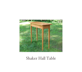 Sheraton Mahogany Nightstand or End Table reproduction colonial furniture makers, NH, Maine, Massachucetts, New York