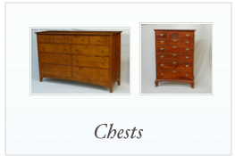 Handmade Chest of Drawers