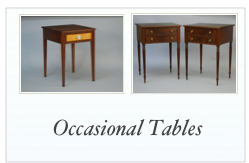 Occassional Table Nightstands, Bedside Tables