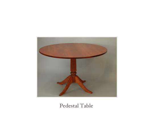 Tapered Leg Dining Table, custom shaker dining table, shaker table