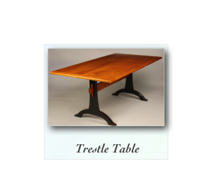 Custom Hall Table Walnut Hall Table handmade in New ENgland, NH, Maine, Mass, NY, RI, COnn, Maryland