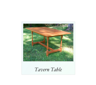 Farm Table with Tapered Legs, Breadboard ends, handmade tables, custom tables